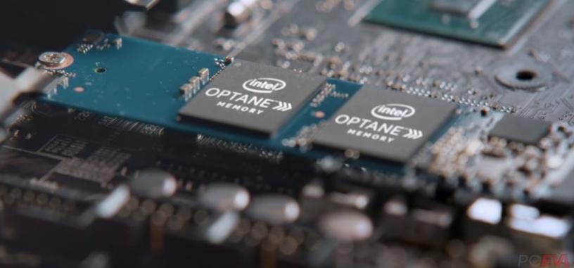 ¿Aportan alguna mejora las memorias y SSD de tipo Optane de Intel?