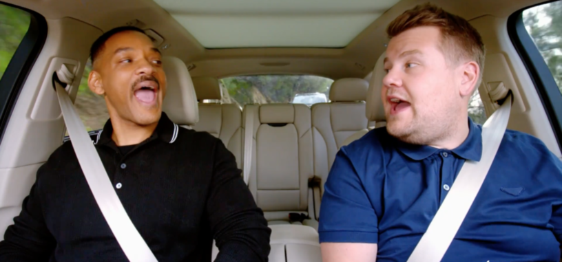 Apple anuncia la fecha de estreno de 'Carpool Karaoke', su serie para Apple Music