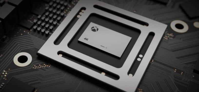 Microsoft cita a la prensa el 11 de junio para la presentación de la Xbox Scorpio