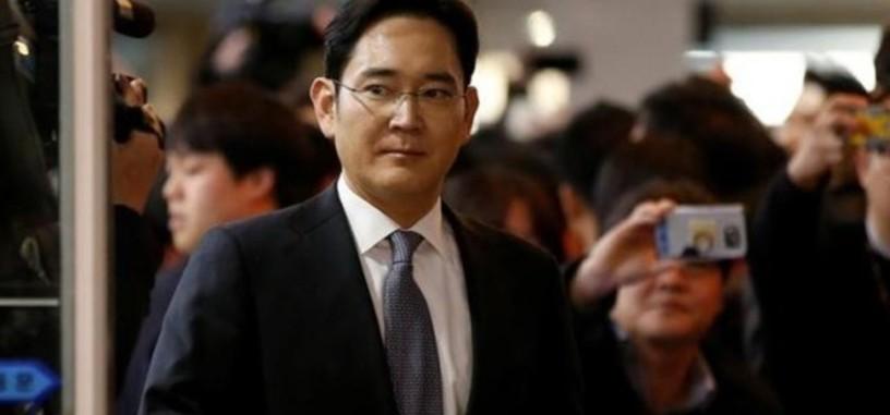 El vicepresidente de Samsung es condenado a 5 años por soborno y malversación