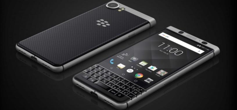 La idea de BlackBerry de licenciar su marca para que otros creen teléfonos no va bien