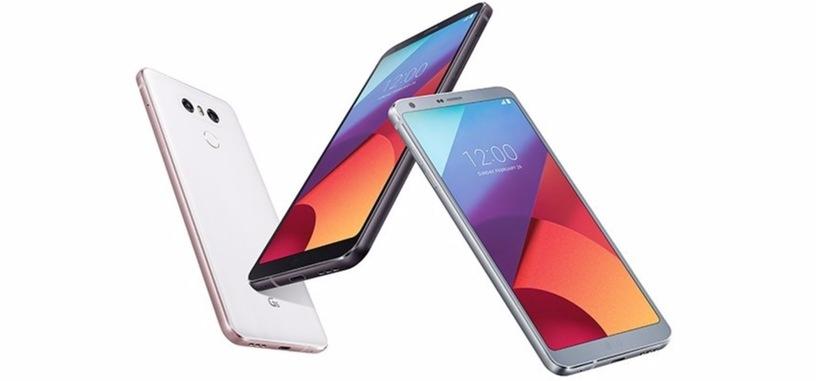 LG G6, pantalla 18:9 con HDR, a prueba de agua, y Snapdragon 821