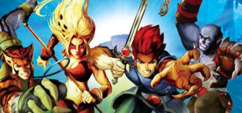 Los Thundercats llegarán en septiembre a la Nintendo DS