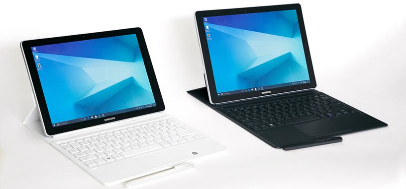 Samsung presenta los Galaxy Book, tabletas con Windows 10 y Kaby Lake
