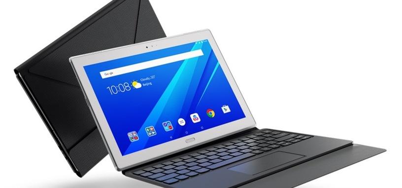 Las tabletas Tab 4 de Lenovo están pensadas para toda la familia