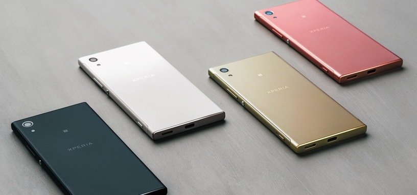 Sony presenta los  Xperia XA1 y Xperia XA1 Ultra, centrados en la cámara