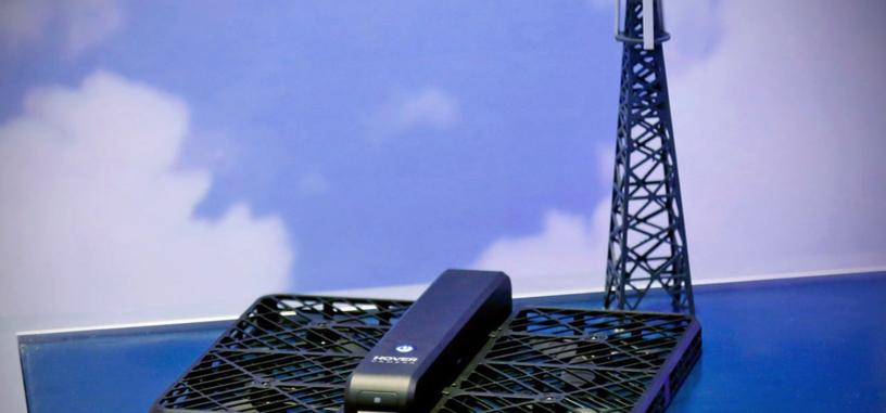 Huawei plantea emplear las estaciones base de telefonía para la recarga de drones