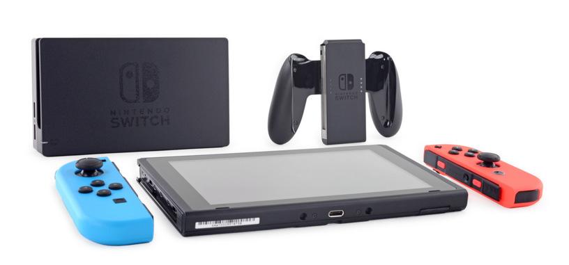 Ya se han vendido más de 900 000 unidades de la Switch en EE. UU.