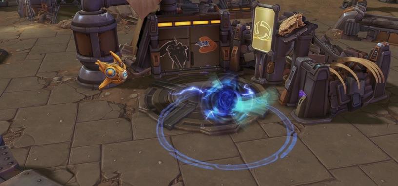 Blizzard añadirá a Sondius como nuevo héroe de 'Heroes of the Storm'
