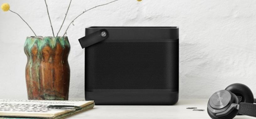 Beolit 17 son los nuevos altavoces Bluetooth de Bang & Olufsen
