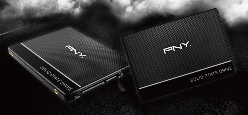 PNY presenta el CS1311b, SSD de gama de entrada con memoria TLC