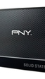 PNY pone a la venta el CS1311b, SSD de gama de entrada con memoria NAND 3D TLC
