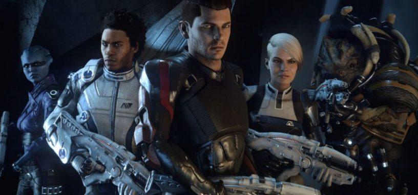 Bioware da un repaso al multijugador cooperativo de 'Mass Effect: Andrómeda'
