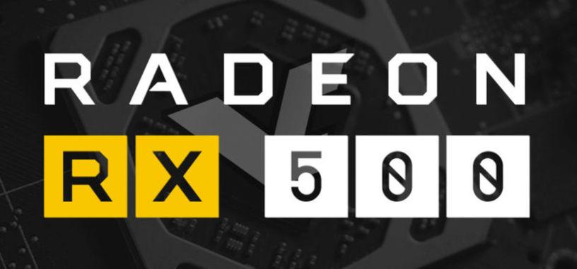 AMD pone a la venta la serie RX 500: características, precios y rendimiento [act.]