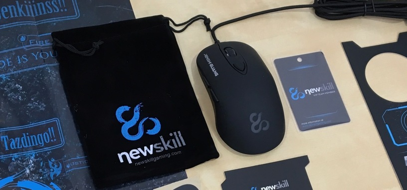 Análisis: Renshi Guang y Raijin, ratón y alfombrilla para juegos de Newskill