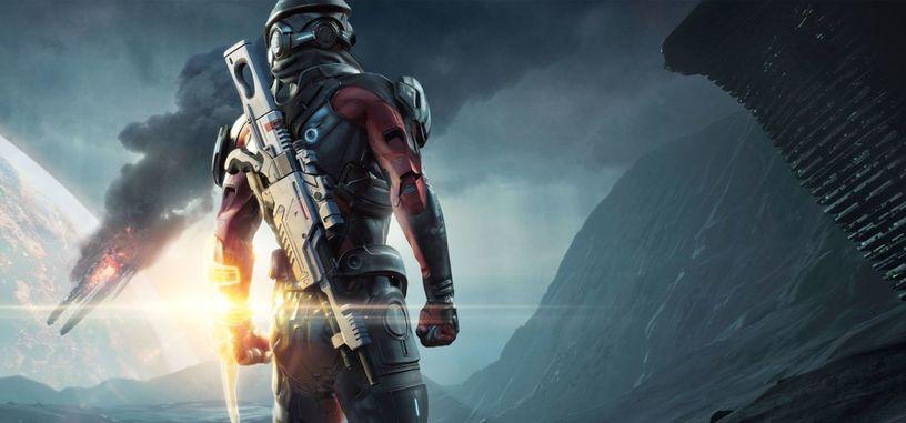 Explora una nueva galaxia con el lanzamiento de 'Mass Effect: Andrómeda'