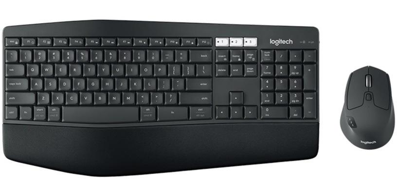 Logitech presenta el combo de teclado y ratón Bluetooth MK850 Performance