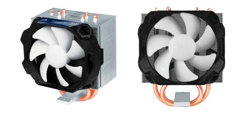 Arctic Cooling presenta los modelos de disipador compacto Freezer 12 y Freezer 12 CO
