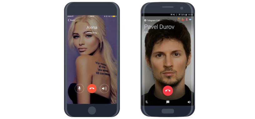 'Telegram' ahora cuenta con llamadas encriptadas