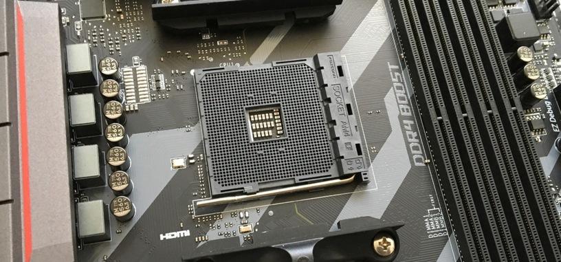AMD actualiza la BIOS usada en las placas AM4 en preparación de los Ryzen 5