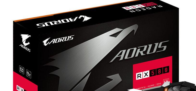 Gigabyte tendría en preparación nueve tarjetas gráficas de la serie RX 500
