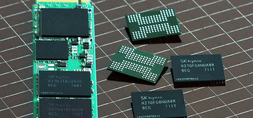 SK Hynix recorta la producción de NAND 3D y frena sus planes de expansión