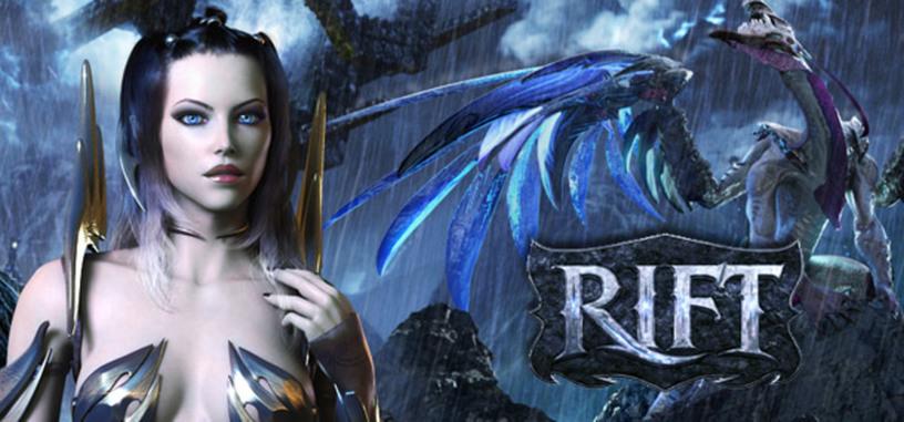 Prueba el contenido de alto nivel gratis en RIFT del 7 al 11 de noviembre