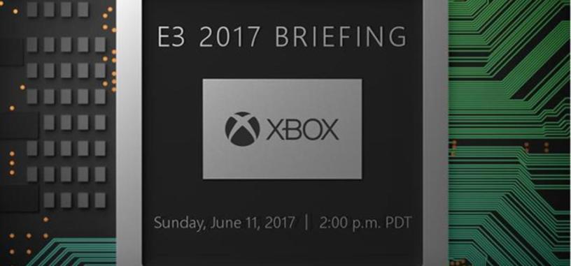 Microsoft confirma la presentación de Xbox Scorpio en el E3 de junio