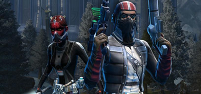 Star Wars The Old Republic podrá ser jugado de forma gratuita la próxima semana