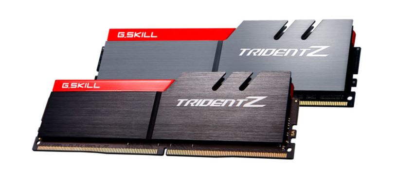 G.Skill presenta su memoria DDR4 a 4333 MHz, y prepara módulos de 4500 MHz