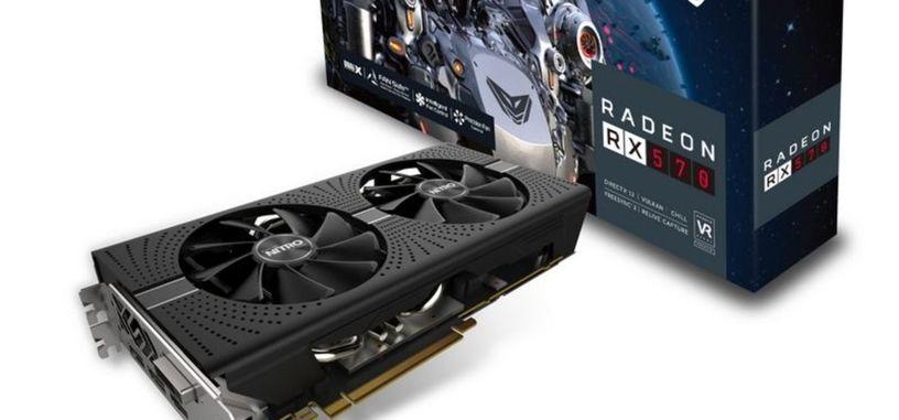 Sapphire presenta sus modelos personalizados de RX 570 y RX 580