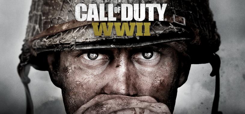 Aquí tienes el tráiler de 'Call of Duty: WWII', regresa a los orígenes de la franquicia