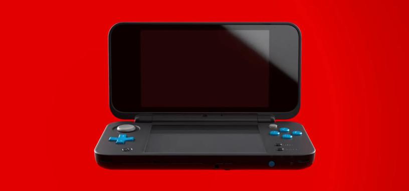 Nintendo añade la 2DS XL a su catálogo de consolas portátiles