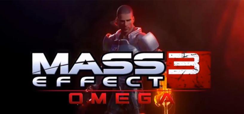 Vídeo de presentación del nuevo DLC de Mass Effect 3: Omega, ¡ya a la venta!