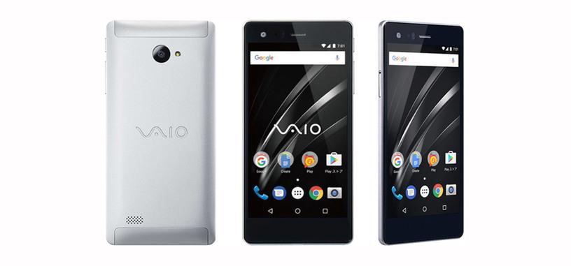 VAIO presenta el Phone A, con un Snapdragon 617, pantalla de 5.5''