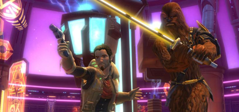 Bioware reduce las restricciones del Free-To-Play de Star Wars: The Old Republic
