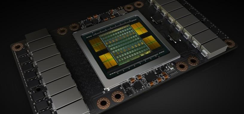 Las próximas tarjetas gráficas Tesla de Nvidia serían hasta un 75 % más potentes