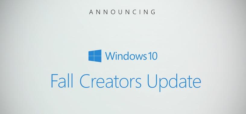 'Fall Creators Update' llega el otoño a Windows 10; nueva beta disponible