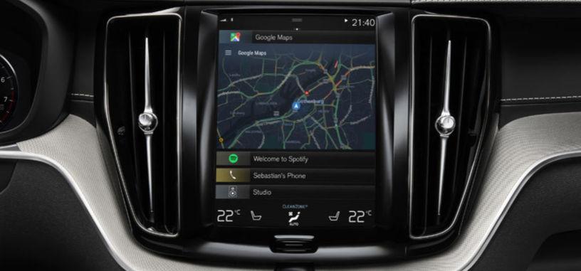 Google lleva Android a los sistemas de infoentretenimiento de Audi y Volvo
