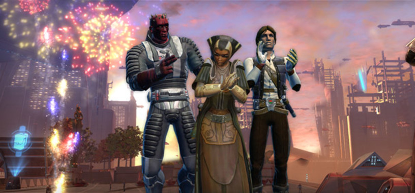 Reanálisis: Star Wars: The Old Republic, reconvertido en Free-To-Play (F2P)