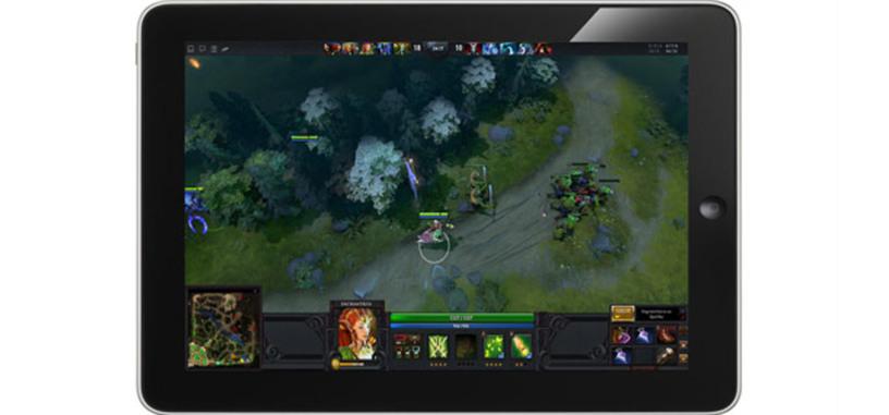 Valve está probando DotA 2 en tabletas, pero de momento no tienen el rendimiento suficiente
