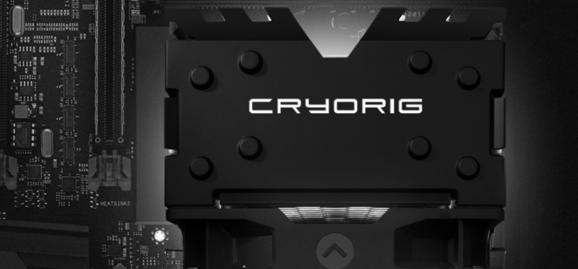 Cryorig presenta el disipador H7 Quad Lumi con iluminación RGB