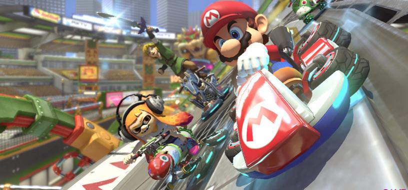 'Mario Kart 8 Deluxe', superventas de abril; la Switch sigue vendiendo más que el resto