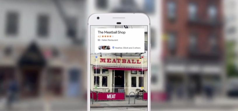 Google presenta Lens, la característica que extraerá información de las fotos