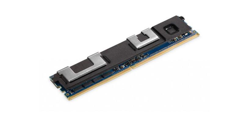Intel prepara el lanzamiento de los DIMM de memoria 3D XPoint para la segunda mitad de 2018