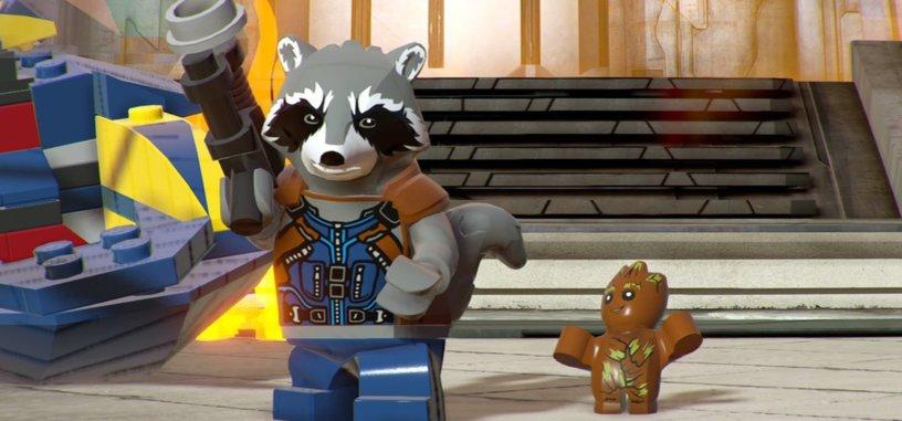 Este es el nuevo avance de 'LEGO Marvel Super Heroes 2'