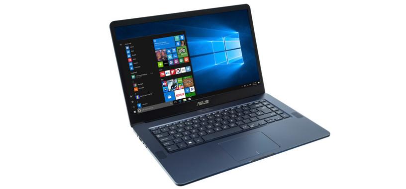 Asus anuncia su portátil ZenBook Pro, equipo ligero para juegos con Thunderbolt 3
