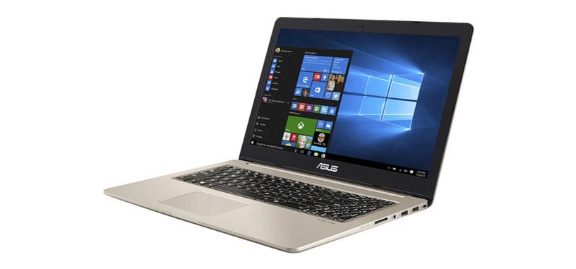 Asus presenta los VivoBook S15 y VivoBook Pro 15, equipos de buen diseño y rendimiento