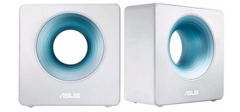 El 'router' Blue Cave de Asus trata de cubrir las necesidades de conectividad del hogar