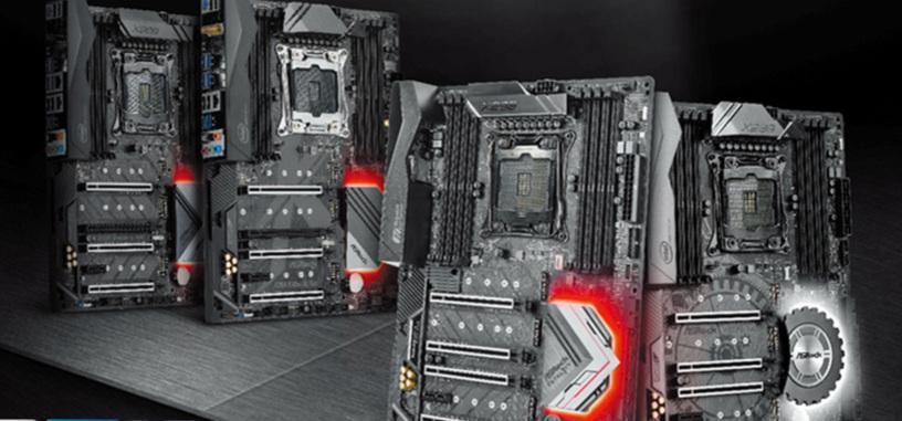 ASRock presenta oficialmente las primeras placas base X299